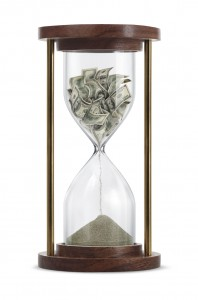 hourglass from istock